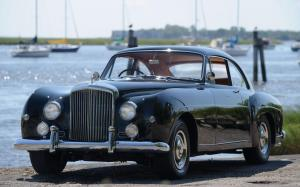 Bentley S1 Continental Fastback Coupe by Mulliner 1956 года